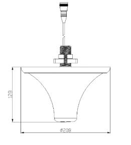 931760101-Indoor Omni Antenna