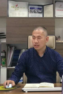 Binham Su, CEO, senior technical expert